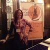 My exhibitor table at the fantastic eWomen network Toronto Chapter event