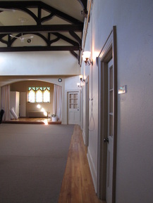 Village Healing Centre Upstairs studio