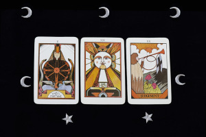 Aquarian Tarot deck Tarot readings Toronto