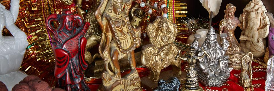 Goddesses Kali snake Lakshmi Benten Durga slider