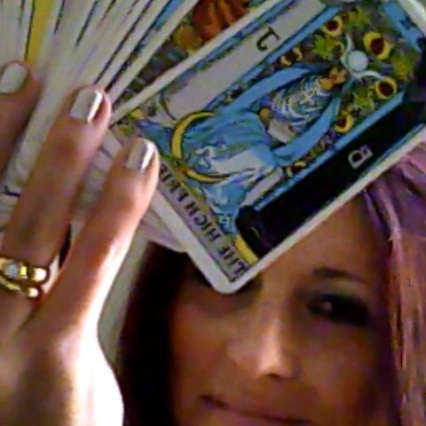 One hour Tarot reading in person