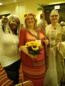Empress, Queens & High Priestesses and more at RS Banquet