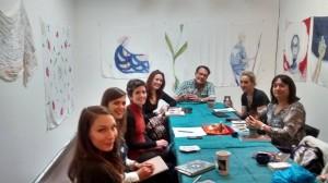 Wonderworks Tarot Circle, meets monthly in Toronto