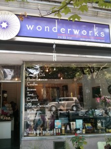 I am teaching at Wonderworks in Toronto