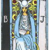 The Tarot High Priestess