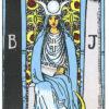 The Tarot High Priestess