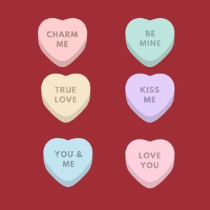 Love Candy Hearts