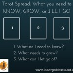 What you need to know, grow and let go