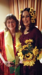 Beltane Ritual with Beth Owl's Daughter