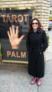In NYC! Having fun in Greenwich Village