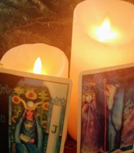 Winter Solstice Tarot