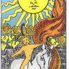 The Sun Tarot Card