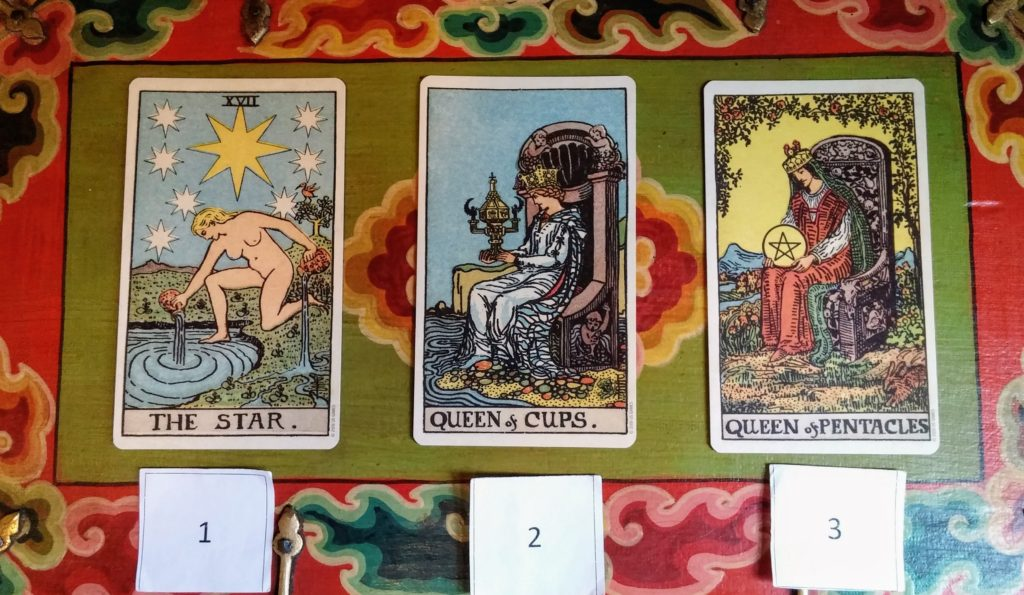 Tarot Tuesday cards revealed