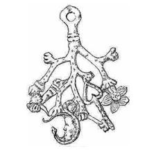 Cimaruta drawing
