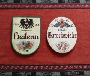 austria sign healer tarock tarot reader