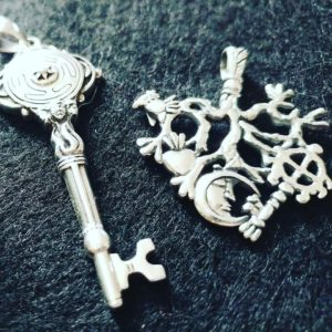 Hekate's Key and Cimaruta