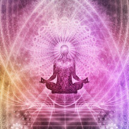 Cosmic meditation