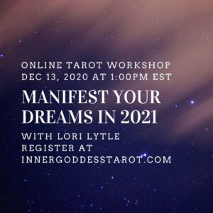Manifest Your Dreams in 2021